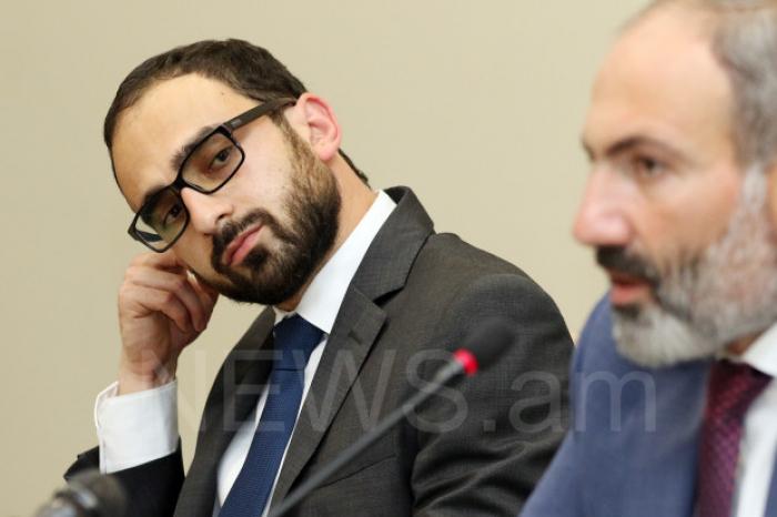 مساعد رئيس وزراء أرمينيايقترح انتخابات المعارضة
