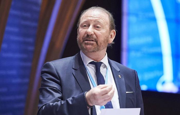 Hendrik Daems yenidən AŞPA-nın prezidenti seçildi