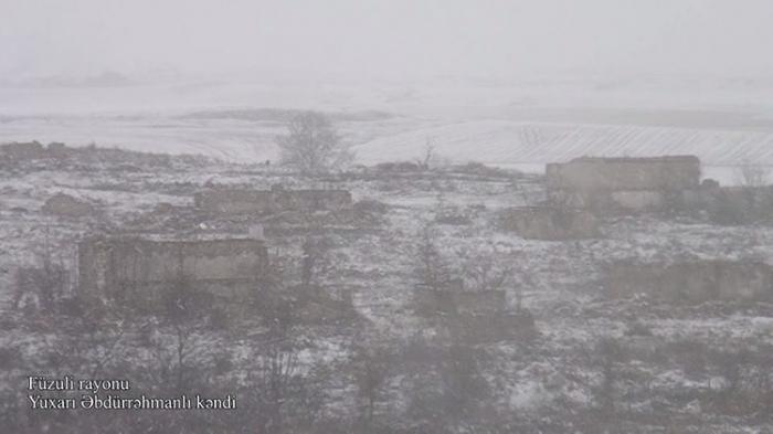 قرية يخاري عبد الرحمنلي فضولي -   فيديو