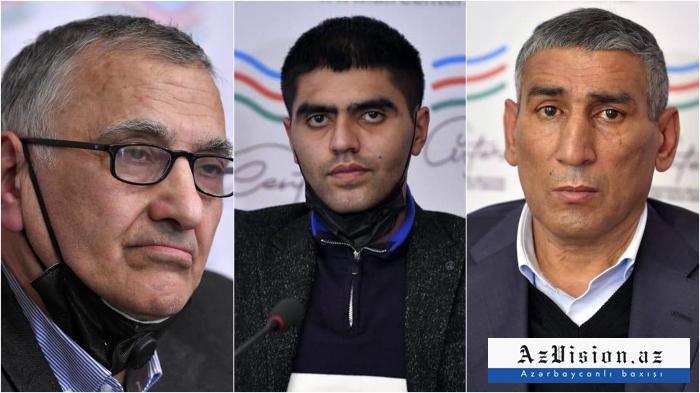 """They broke bone of my skull and arm"" - Armenian atrocities  (PHOTOS)"