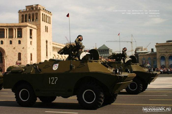 Tag der Armee in Armenien nicht gefeiert