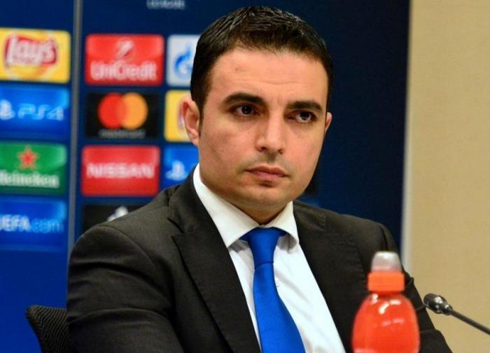 """Nurlan İbrahimov """"Qarabağ""""dan ayrıldı"""