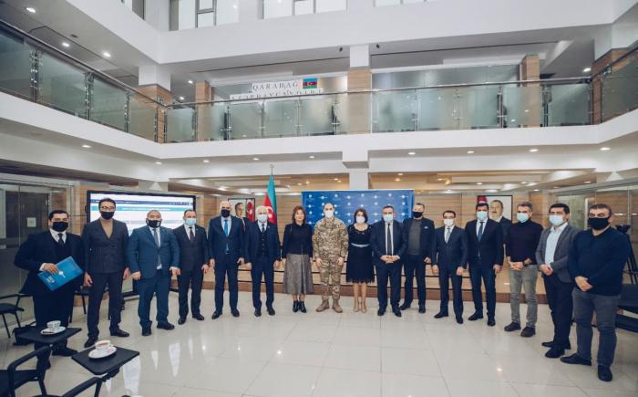 Ulvi Mehdiyev meets with media executives -  PHOTOS