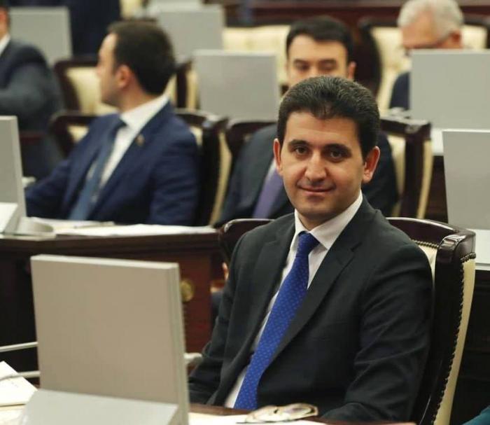 MP Nagif Hamzayev proposes to name Ganja airport after Nizami Ganjavi