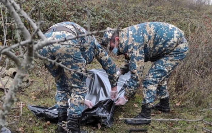 Leichen von 3 weiteren armenischen Soldaten gefunden