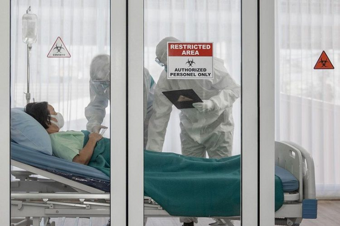 Britaniyada gündəlik ölüm sayı rekord həddə çatdı