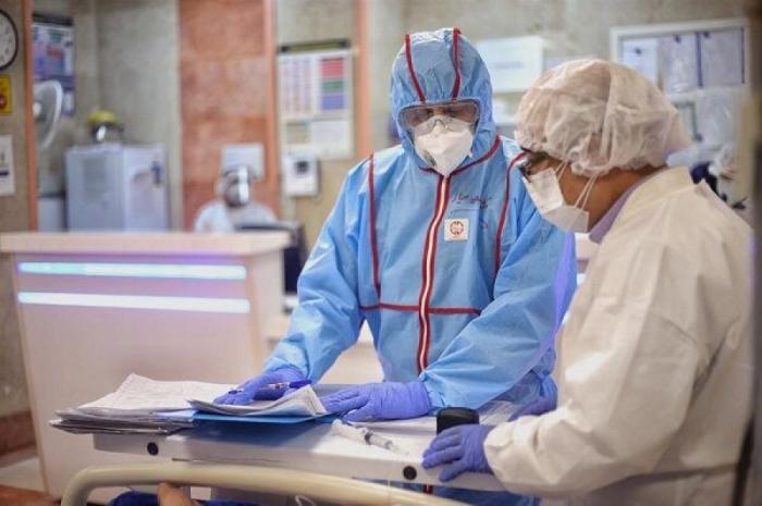 İranda koronavirusa yoluxanların sayı artdı