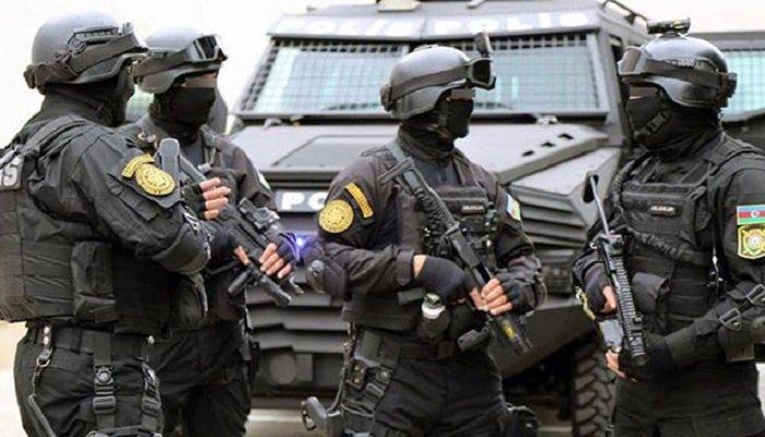 """""""Bandotel""""dən əməliyyat, iki silahlı tutuldu"""