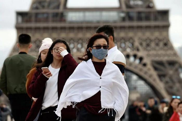 Fransada 23 mindən çox yeni yoluxma aşkarlandı