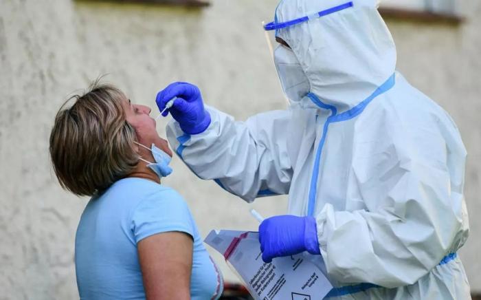 Gürcüstanda daha 546 nəfər koronavirusa yoluxdu