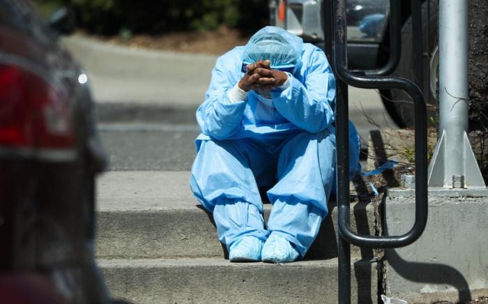 ABŞ-da virusdan ölənlərin sayı 395 mini ötüb