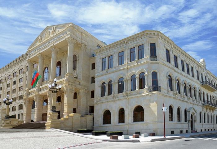 Prosecutor General's Office of Azerbaijan issues statement on Karabakh