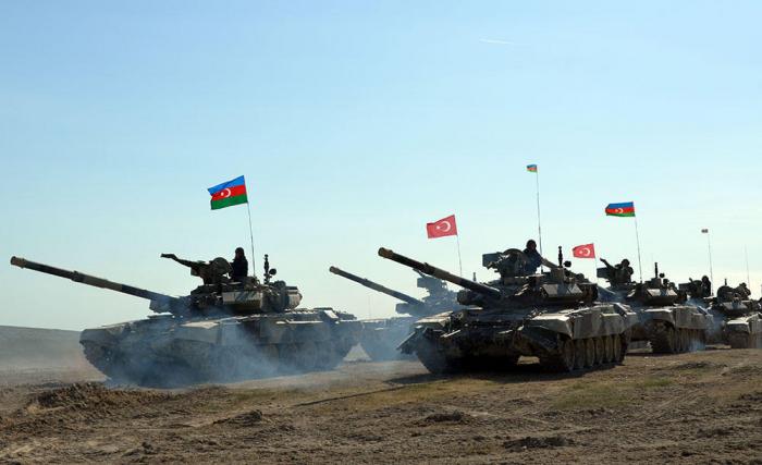 Turkey not to build military bases in Azerbaijan, says MoD