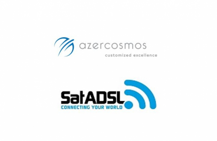 Azercosmos, SatADSL sign partnership agreement to provide internet services across Central Asia