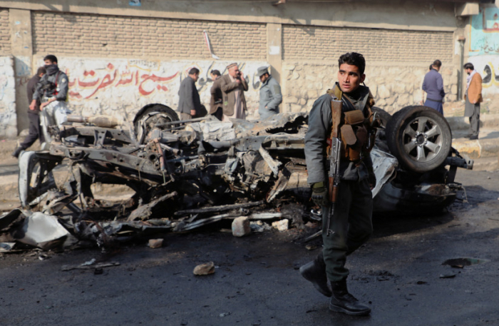 Afghanistan investigating if its air stirkes against Taliban killed civilians