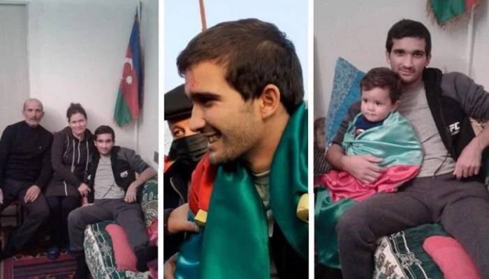 Azerbaijani serviceman tells of torture in Armenian captivity