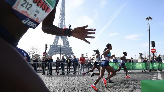 Pourquoi la distance du marathon est-elle de 42.195 km ?
