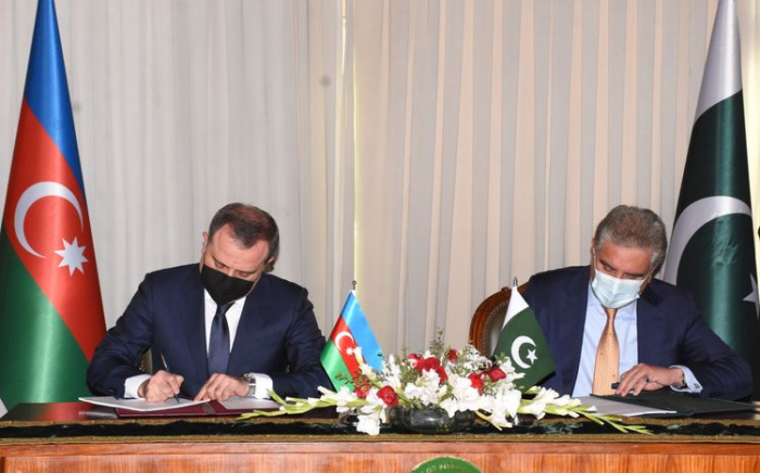 Azerbaijan and Pakistan sign agreement on prevention and mitigation of emergencies - UPDATED