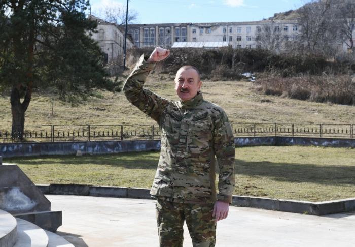 All martyr families will be provided with apartments and houses by the state - President Ilham Aliyev