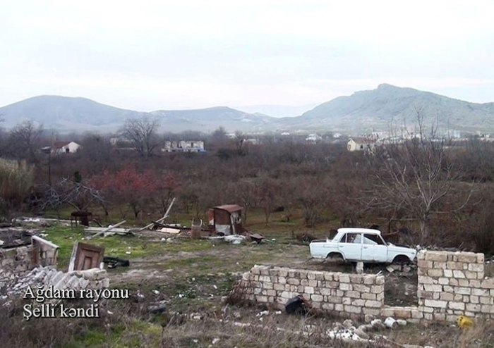 Watch new   video   from Aghdam district of Azerbaijan