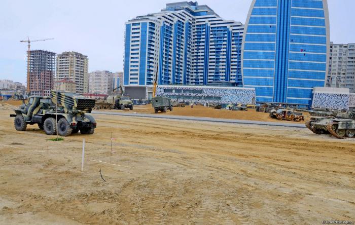Azerbaijan preparing to build memorial complex, museum devoted to Patriotic War –   PHOTOS