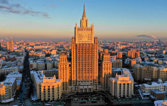 Russia withdraws from Treaty on Open Skies