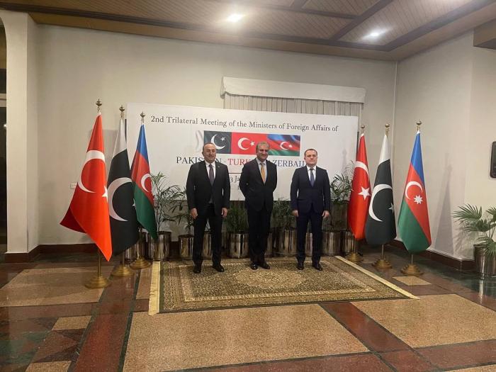 New Era of Pakistan-Turkey-Azerbaijan brotherhood