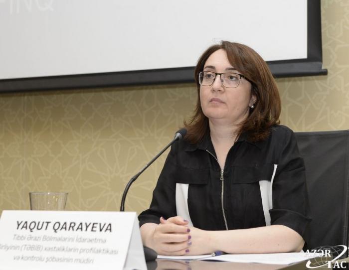 Azerbaijan records decrease in COVID-19 infection rate - TABIB