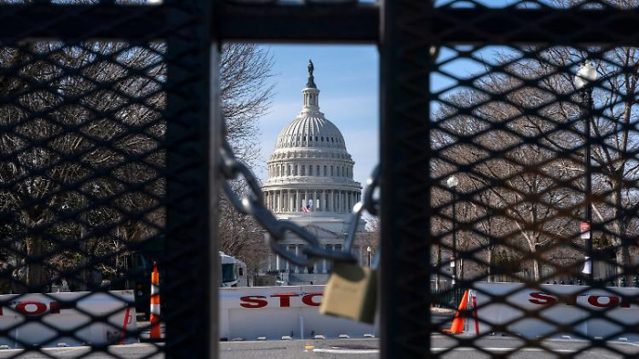 Bewaffneter in Washington festgenommen