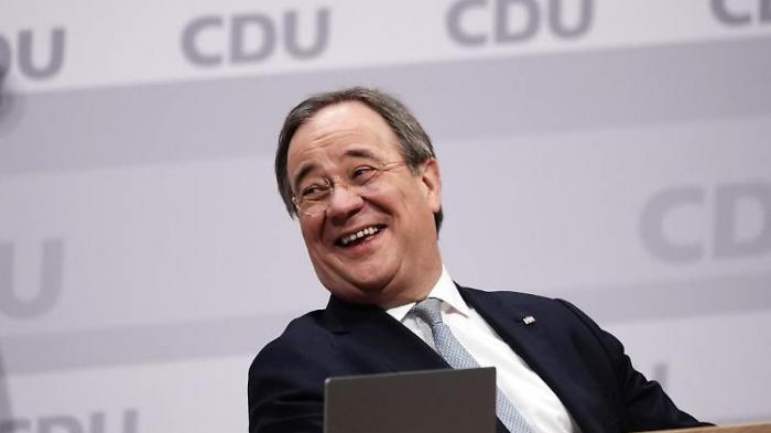 Laschets Triumph bringt CDU keinen Frieden