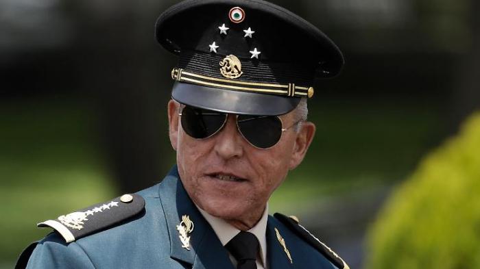 USA drohen Mexiko im Streit um Ex-Minister