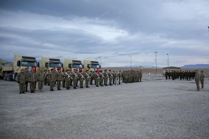 Turquía y Azerbaiyán inician ejercicios conjuntos-  VIDEO