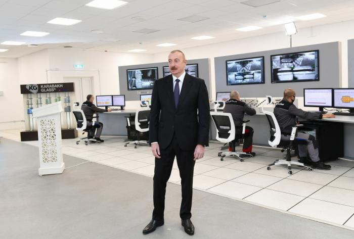 """Prezident:  """"Azərbaycana investisiyalar daha böyük həcmdə gələcək"""""""