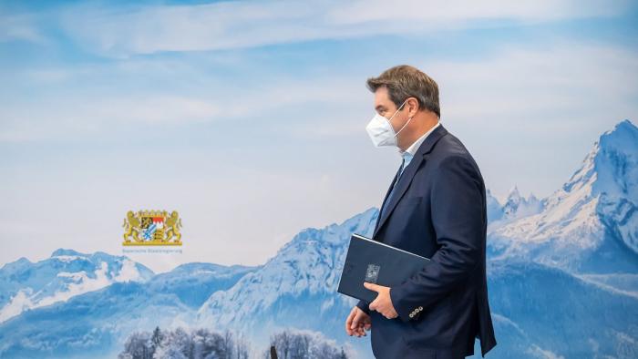 Wird Bayern zur Blaupause für den Bund?
