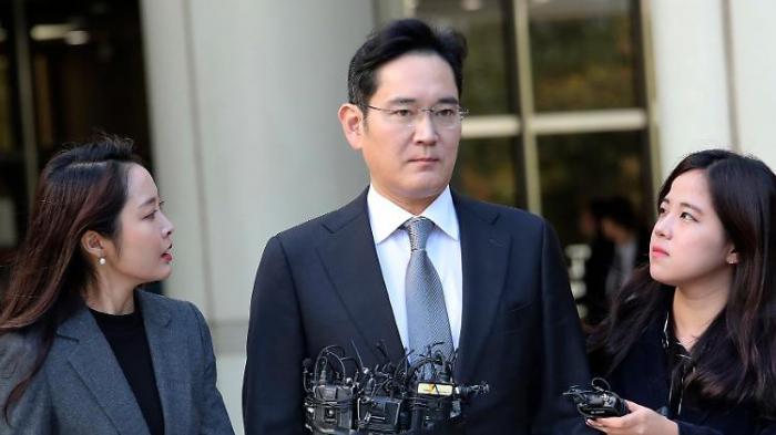 Samsungs Vizepräsident muss erneut in Haft
