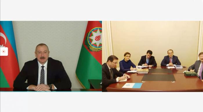 Le complexe musée-mausolée de Vaguif à Choucha sera restauré cette année, affirme Ilham Aliyev