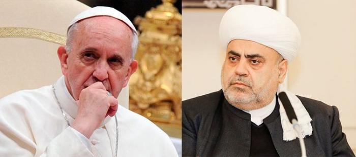 QMİ sədrinin müraciətinə Vatikandan cavab gəldi