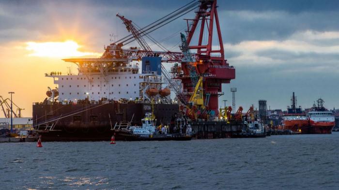 Nord Stream2: un navire russe va être placé sous sanction de l'administration américaine