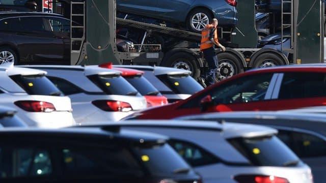 Europe: les ventes de voituresse sont effondrées de 23,7% en 2020