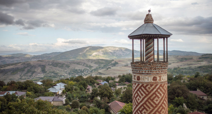 List of activities of newly-established Karabakh Revival Foundation