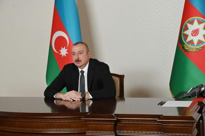 Ilham Aliyev:   «Une telle barbarie n