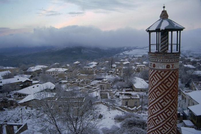 La ville de Choucha serait nommée capitale culturelle du monde turc