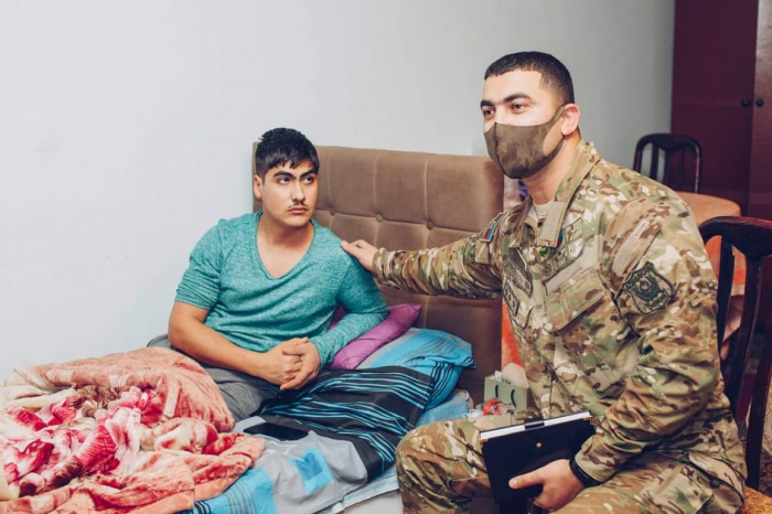 YASHAT Foundation: Another 48 family members of martyrs undergo medical examinations –   PHOTOS