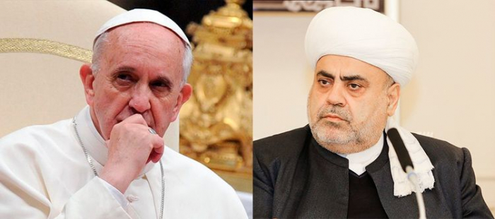 Vatican responds to CMO chairman's appeal on Nagorno-Karabakh