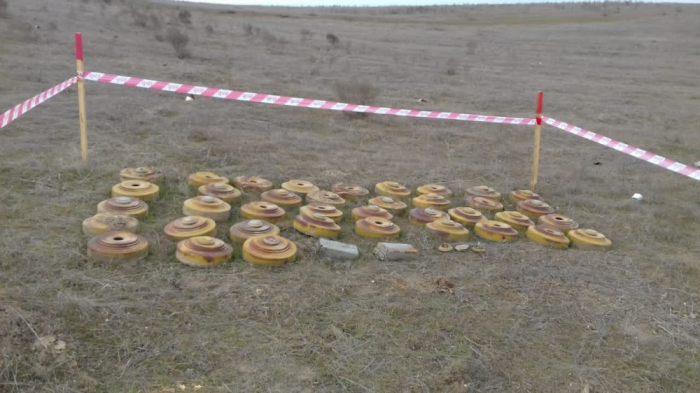 ANAMA continues landmine-clearance operations in Azerbaijan