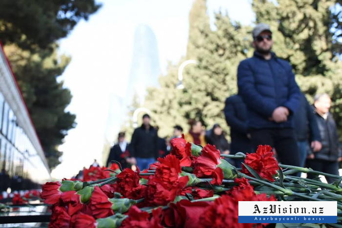 "Azerbaijan's Consulate General in LA produces short film on ""Black January"" tragedy -  VIDEO"
