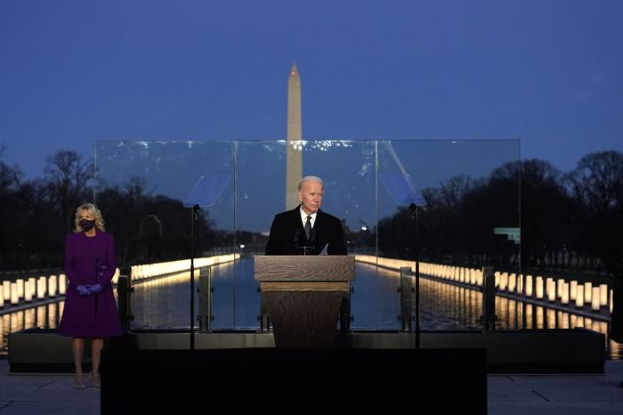 Joe Biden jura la presidencia de EEUU con Washington en alerta máxima y con la tarea de coser el país