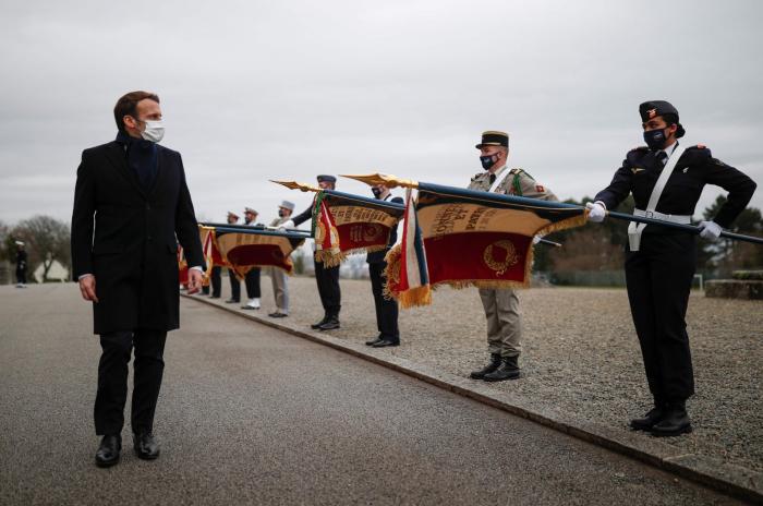 Macron refuses to apologize for Algeria colonial abuses