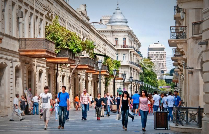 Population of Azerbaijan continues to grow