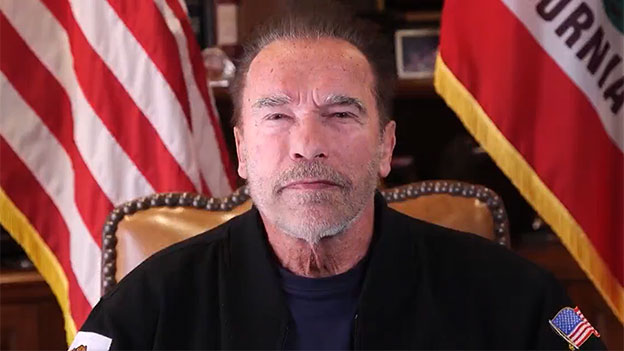 Schwarzenegger lässt sich gegen Covid-19 impfen